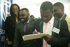 Focus on Africa - Employment and Networking event 2014 by Lucy-Lamb. - CC Flickr