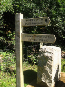 3 Signpost at Source by Michael O'Donnabhain CC Flickr - thumb