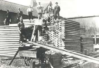 1910 Deal Porters