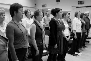 BRCS Choir Rehearsal