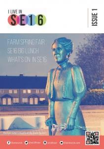 SE16 Magazine - Edition 1 - cover