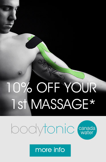 bodytonic clinic Sports, Deep Tissue & Pregnancy Massage - Canada Water, Rotherhithe, Surrey Quays & Bermondsey SE16