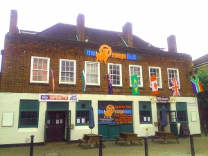 Orange bull Sports Bar Re touched
