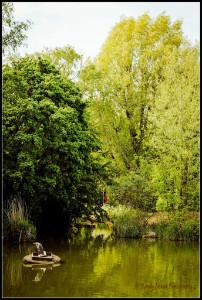 Russia Dock Woodlands - pond - thumb