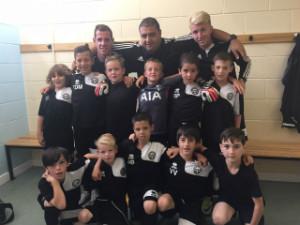 Ballers - Sittingbourne - team three rows - thumb