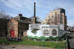 Brunel Museum Gardens by Annie Mole CC Flickr