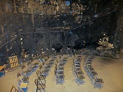 Brunel Tunel Shaft - interior by Charles D P Miller CC Flickr
