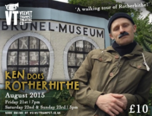 Ken Does Rotherhithe by Velvet Trumpet
