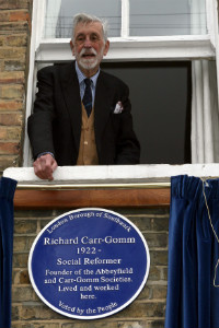 Carr-Gomm - Anniversary Plaque - thumb