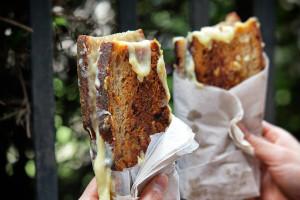 Kappacasein's Toasted Cheese Sandwich - thumb