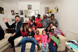 Host UK family