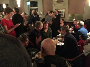 Jan 15 MeetUp at Ship Rotherhithe