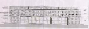Almshouse Southwark Park Road - elevation - cropped - thumb