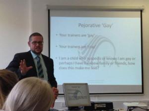Perjorative 'gay' - thumb