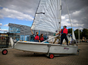 Preparing to sail 2 - thumb