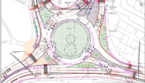 Rotherhithe Roundabout - proposals Oct 15 - thumb