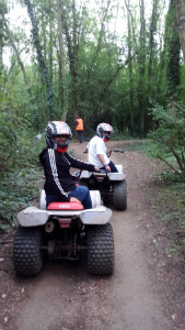 SUMMER 2015 BEDE YOUTH 103 quad bikes - thumb