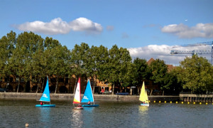 Sailing - 4 boats cropped - thumb