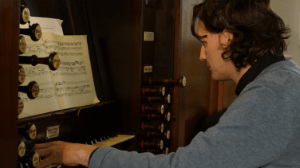 Brilliant Baroque: Organ recital by Samuel Draper at St Mary's Church