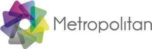 Metropolitan logo - no strap
