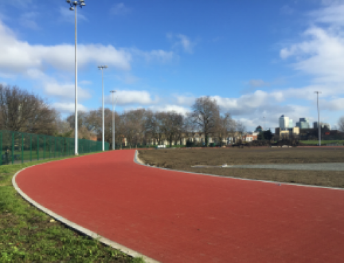 Southwark Park Athletics Centre