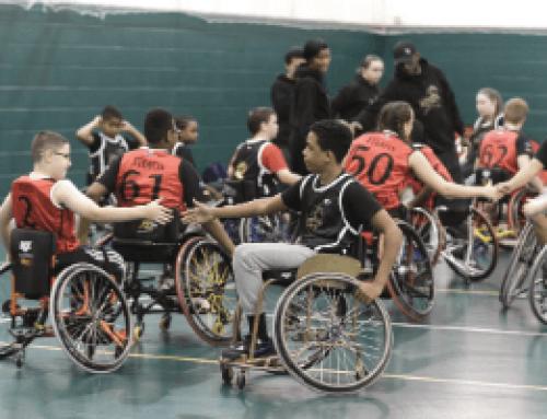 London All Stars – Wheelchair Basketball