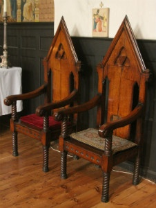 Temeraire Chairs St Marys - thumb