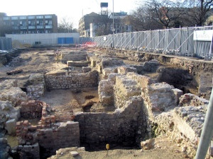 Abbey Excavations by Mike Atherton CC Flickr - thumb