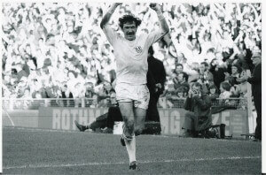 Barry Kitchener - most appearances for the club