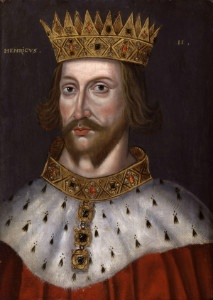 Portrait of Henry II from the National Portrait Gallery CC Wikimedia