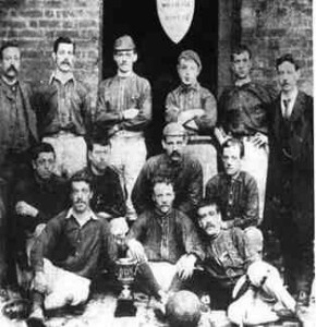Millwall Rovers known as the Dockers - thumb