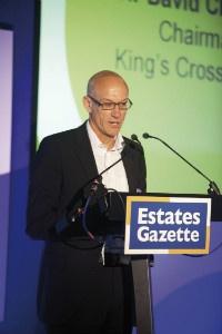 RM speaking at Estates Gazette - thumb