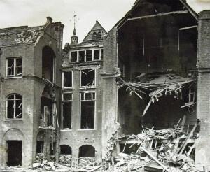 Keeton's Road School - Sept 1940