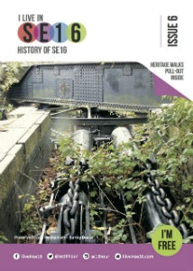 SE16 Issue 6 - cover - thumb