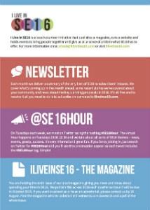 SE166 v5 - Newsletter - thumb