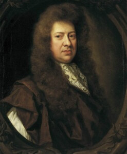 Samuel_Pepys_by_Sir_Godfrey_Kneller_1689 - thumb