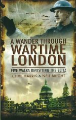 Wander through Wartime London - cover