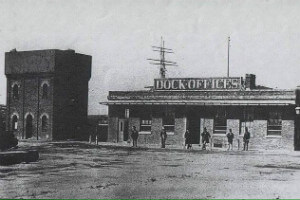Dock Office 1875