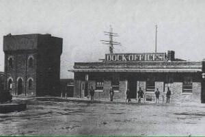 Dock Office 1875
