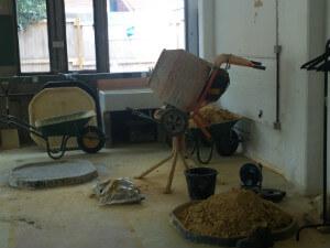Bricklaying workshop - thumb
