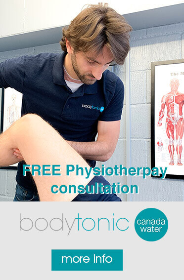 Physiotherapy Canada Water SE16 London